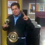 PII Achievement Award Winner – Johny Ramirez