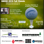 Celebrity Golfer Willie Gault joins the Annual GNCDC Fall Classic!