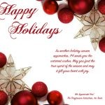 Happy Holidays from the PII Team!