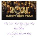 Happy New Year from Progressive Industries!